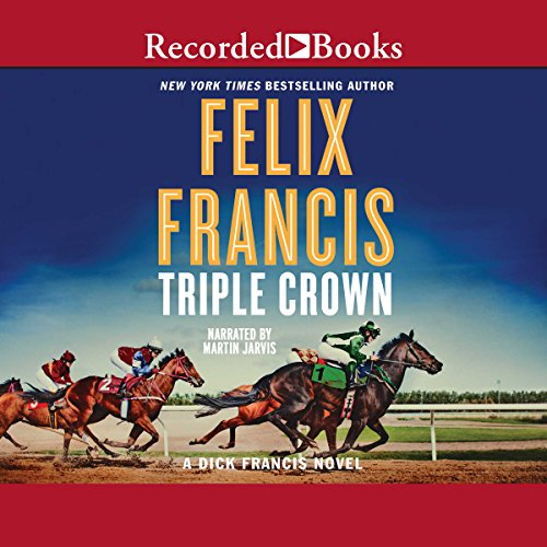 Triple Crown audiobook cover art