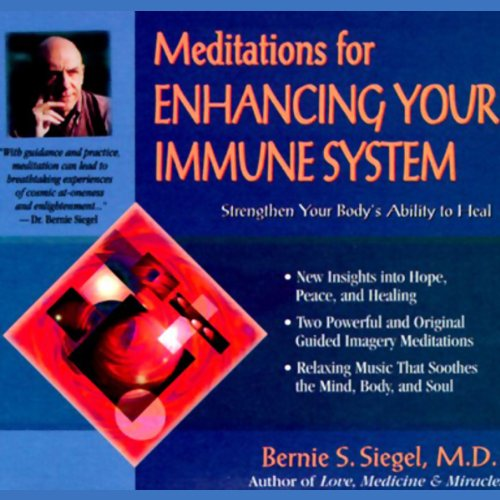 Meditations for Enhancing Your Immune System audiobook cover art