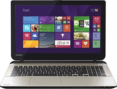 Toshiba Satellite L50-B-1PR 39,6 cm (15,6 Zoll) Laptop (Intel Core i5 4210U, 1,7GHz, 8GB RAM, 1TB HDD, Radeon R5 M230, DVD, Win 8) silber