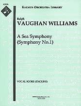 A Sea Symphony (Symphony No.1): Vocal Score (English) [A7676]