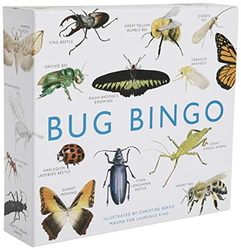 Bug Bingo (Magma for Laurence King)