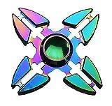 Fidget Spinner Jouet Fidget Hand Spinner Stress Reducer High Speed Ceramic Bearing...