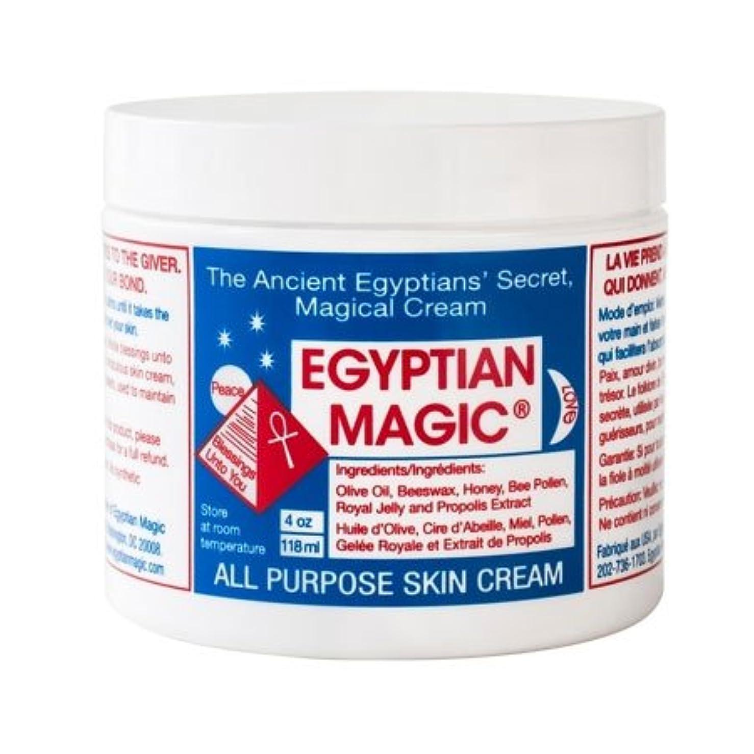 批判的に怒って屈辱するエジプシャンマジック エジプシャン マジック クリーム 118ml 海外仕様パッケージ