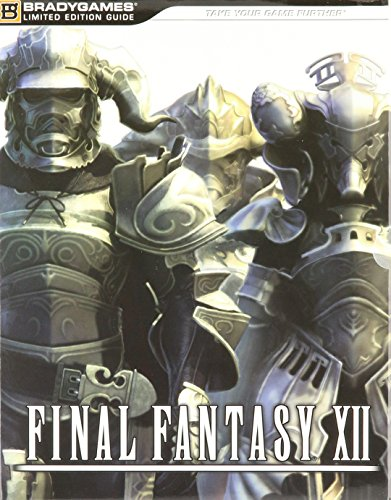 Final Fantasy XII Limited Edition Guide