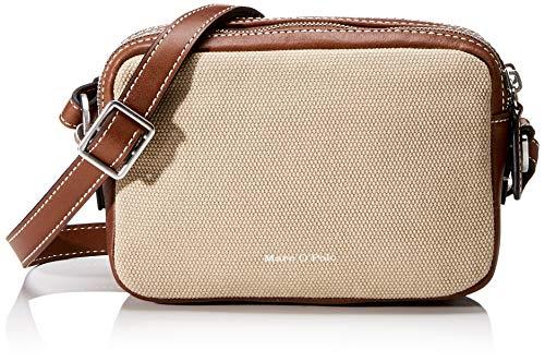 Marc O'Polo Damen Agata Crossbody Bag, warm Stone, OS