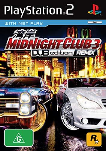 Take-Two Interactive Midnight Club 3: DUB Edition Remix vídeo - Juego (PlayStation 2, Racing, E (para todos))
