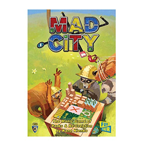 Mayfair - 331731 - Mad City - Plan As Fast As You Can