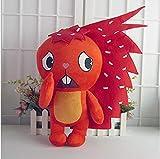 HUAGSK-01 RefreshingKJ Stuffed Toys Happy Tree Friends Plush Dolls Anime Flaky Plush Toys Soft Pillow for Gift 38Cm
