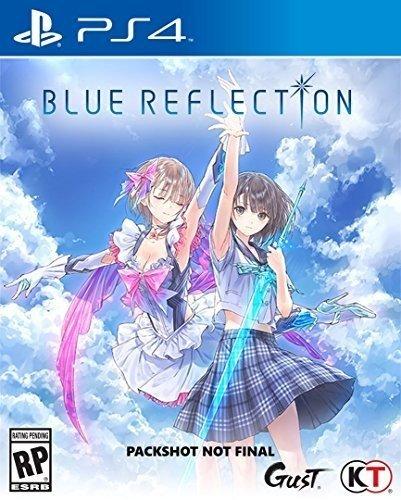 Jogo Blue Reflection - Ps4