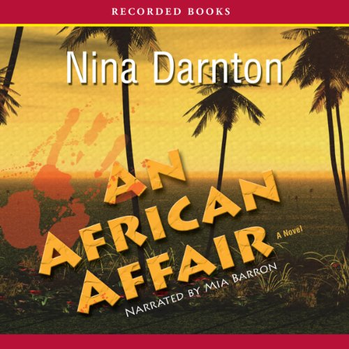 An African Affair audiobook cover art