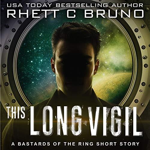 This Long Vigil audiobook cover art
