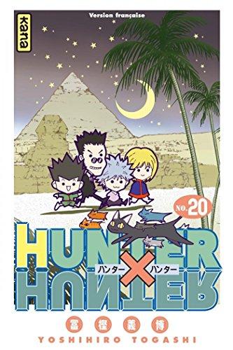 Hunter X Hunter - Tome 20 (Shonen)