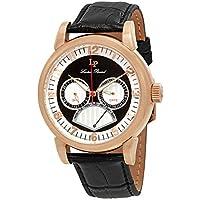 Lucien Piccard Montana Retrograde Day Men's Watch (LP-15051-RG-02S)