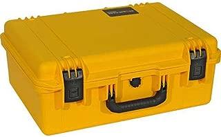 1 - Pelican Storm Case iM2600 - w/Foam - Yellow