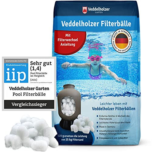 Veddelholzer -   Pool Filterbälle