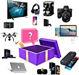 HYGLPXD Caja Misteriosa,artículo Misterioso,Caja Misteriosa Últimos Teléfonos Móviles, Drones, Relojes Inteligentes,etc, Todo Es Posible (Aleatorio)
