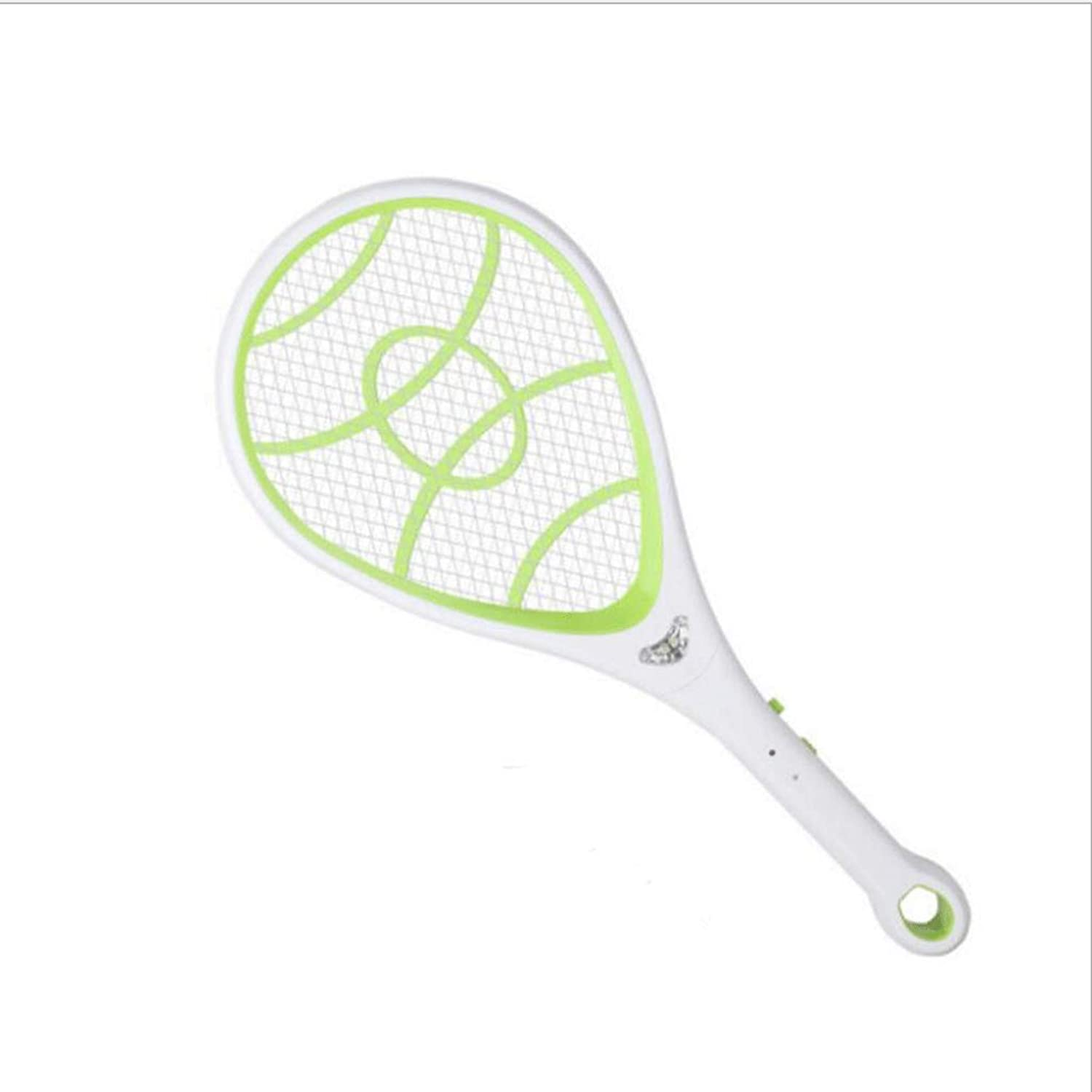 ABS High Power USB Rechargeable Electric Mosquito Swatter Home Three Network Fly Swatter