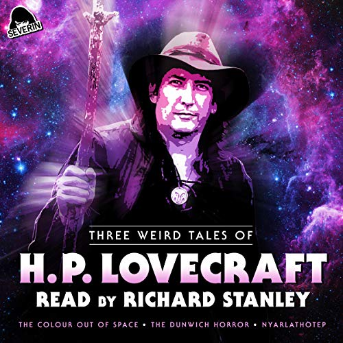 『Three Weird Tales of H.P. Lovecraft』のカバーアート