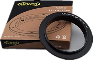 49mm to AF Filter Thread Macro Reverse Mount Adapter Ring,&for Sony Alpha A-Mount (and Minolta AF) Mount SLR Camera Body