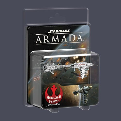 Fantasy Flight Games FFGD4303 Star Wars: Armada - Nebulon-B-Fregatte