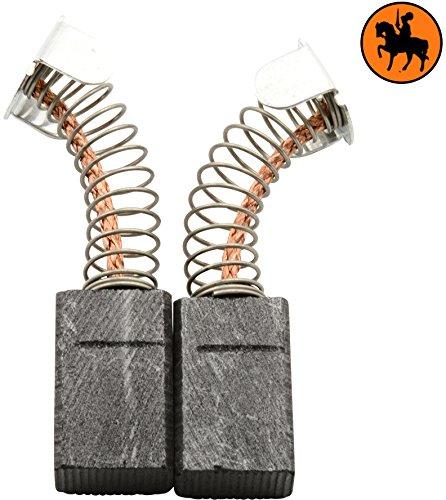 Kohlebürsten für RYOBI BE4240 Bandschleifer -- 7x11x18mm -- 2.8x4.3x7.1''