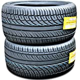 Set of 2 (TWO) Fullway HP108 All Season High Performance Radial Tires-315/35R20 315/35ZR20 110W XL