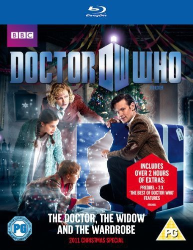Doctor Who - Christmas Special 2011: The Doctor, the Widow and the Wardrobe [Blu-ray]