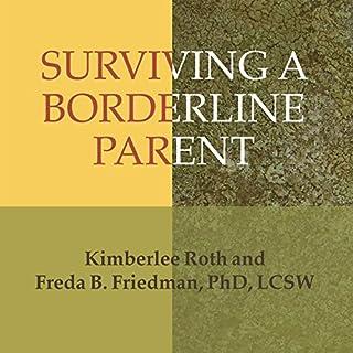 Surviving a Borderline Parent audiobook cover art