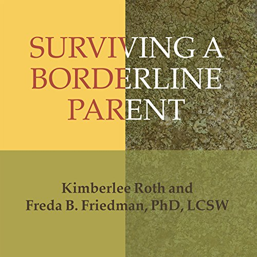Surviving a Borderline Parent audiobook cover art