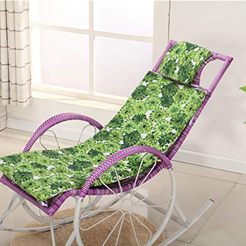 Sol de reclinación reclinable de Sol Plegable Ajustable Sillas de reclinación al Aire Libre de la Tumbona con el cojín D5 / 15 (Color: c) Kaikai (Color : D)