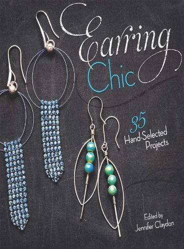 Earring Chic: 35 Hand-Selected Projects (English Edition)