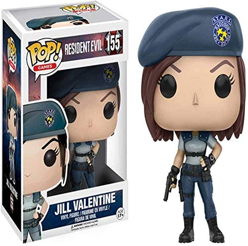 Pop Vinilo Pop Movie: Resident Evil Jill/Leon/Licker Model C