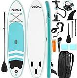 Tooluck Tabla Paddle Surf Hinchable (10cm de Grosor), Accesorios...