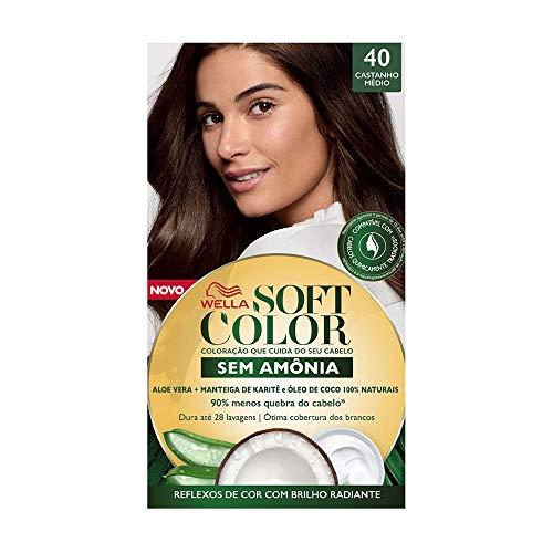 Tonalizante Creme Kit 40, Soft Color