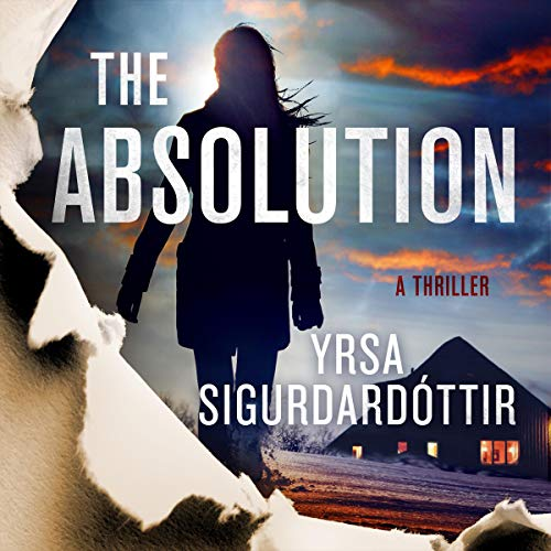 The Absolution audiobook cover art