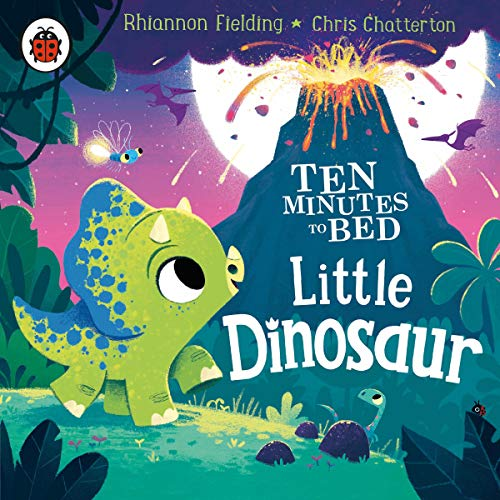 Ten Minutes to Bed: Little Dinosaur cover art