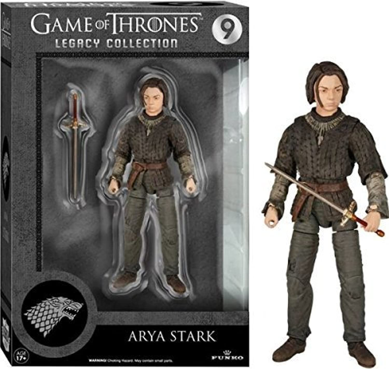 Game of Thrones Legacy Collection Series 2 Arya Stark by Legacy