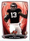 2014 Bowman Football Rookie Card #66 Mike Evans MINT. rookie card picture