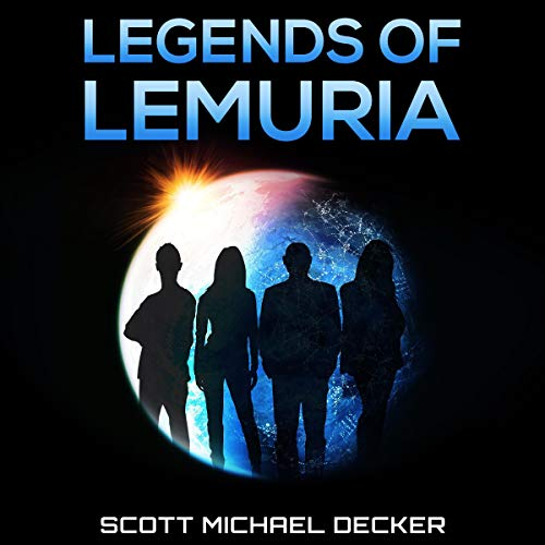 Legends of Lemuria: Search for the Lost World of Atlantis cover art
