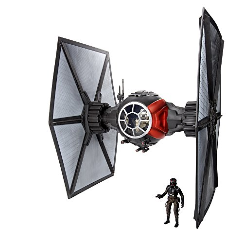 Hasbro  B3954EU6 - Star Wars E7 First Order Special Forces Tie-Fighter