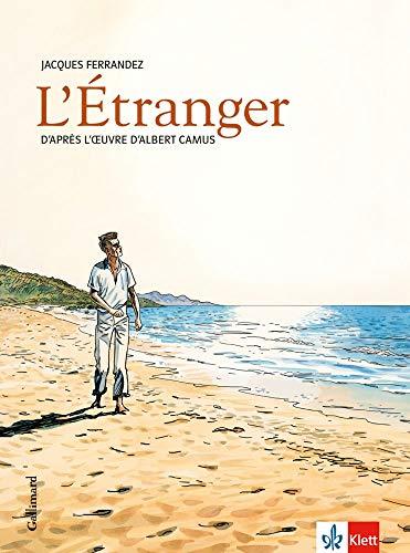 L'Étranger: Schulausgabe für das Niveau B2. Französische Bande dessinée mit Annotationen