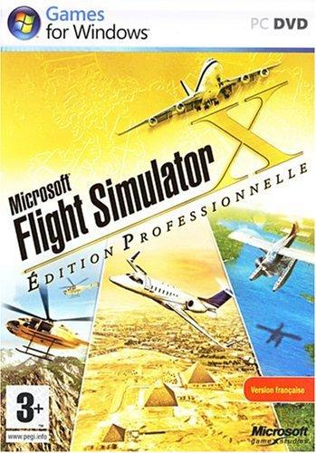 Flight Simulator X - édition professionnelle