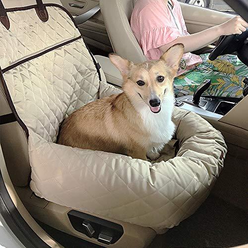 CWWHY Auto-Sitzabdeckung Praktische Vorne/Rücksitz Autoschondecke, Autoschutzdecke, Auto-Abdeckung für Hunde Schützt Ihre Autositze, ideal für den Transport von Tieren