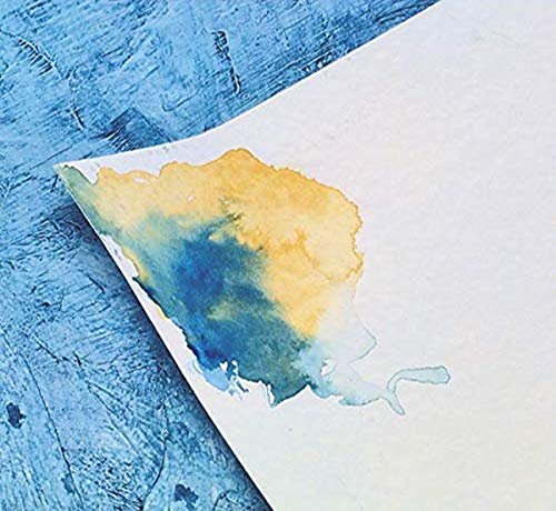 Strathmore 400 Artist Watercolor Paper, 140 lb, 22 x 30 Inches, 10 Sheets