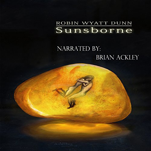 Sunsborne audiobook cover art