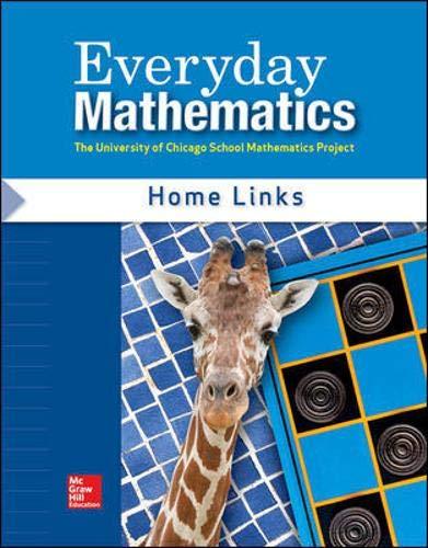Everyday Mathematics, Grade 2, Home Links