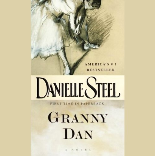 Granny Dan audiobook cover art