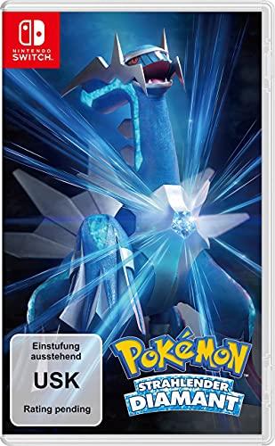 Pokémon Strahlender Diamant [Nintendo Switch] + Pin Strahlender Diamant