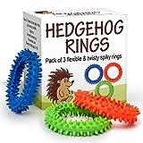Juguete sensorial antiestrés para niños y adultos: anillo suave,...