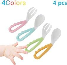 Doddl 5060460120316 Baby Besteck Set und Fall 25 g Mehrfarbig